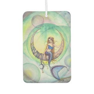 Ejemplo del arte de la fantasía de la sirena de la