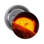 Ejemplo del arte del espacio de Corot-7B Pin