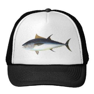 Ejemplo del atún de Bluefin Gorras De Camionero