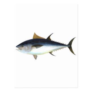 Ejemplo del atún de Bluefin Postal