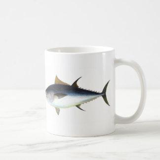 Ejemplo del atún de Bluefin Tazas