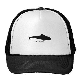 Ejemplo del Blackfish (ballena experimental) Gorros