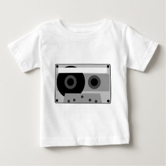 ejemplo del casete audio playera de bebé