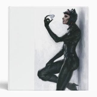 """Ejemplo del Catwoman Carpeta 1 1/2"""""""