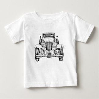 Ejemplo del coche antiguo del cabriolé de 1929 t-shirts