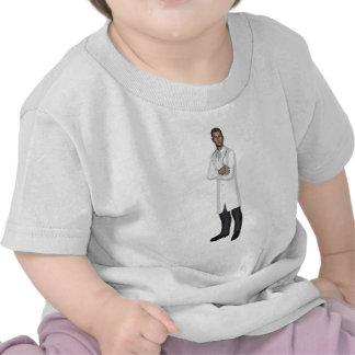 Ejemplo del doctor camisetas