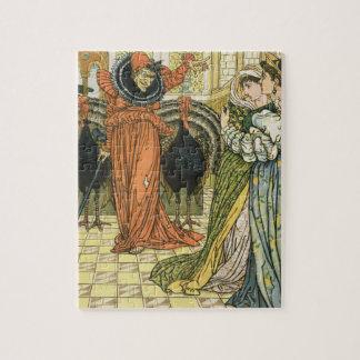 Ejemplo del enano amarillo, primera edición puzzle con fotos
