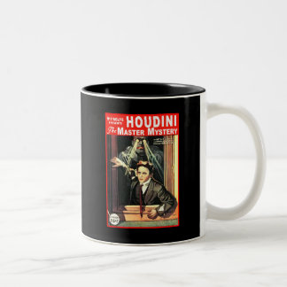 Ejemplo del estilo de Harry Houdini Pulp Fiction Tazas De Café
