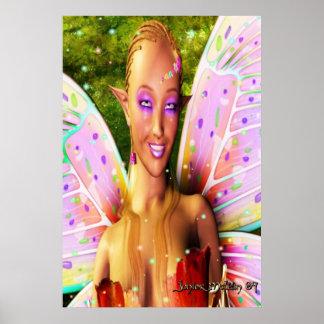 Ejemplo del Faerie de la fantasía # 2 Poster