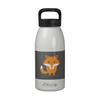 Ejemplo del Fox, animal Botellas De Agua Reutilizables
