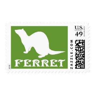 ejemplo del hurón sello
