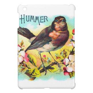 Ejemplo del pájaro de Hummer del Victorian del vin