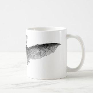 Ejemplo del palo del vintage tazas de café