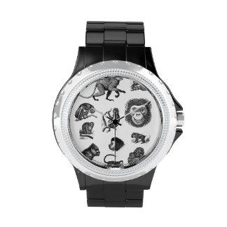 Ejemplo del primate del vintage relojes de mano