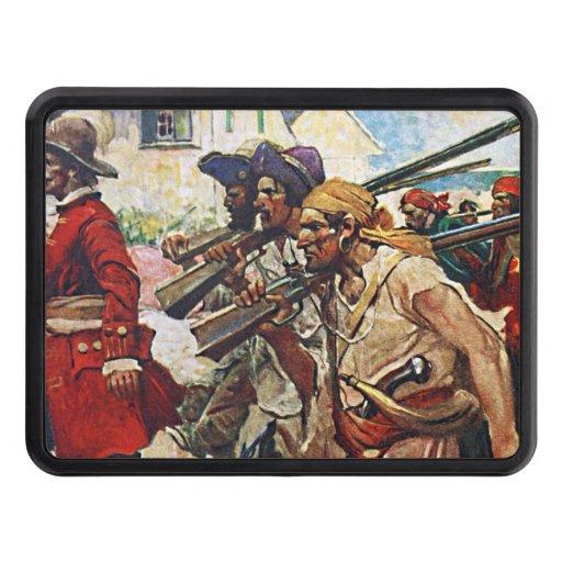 Ejemplo del Redcoat de los piratas que marcha: Tapa De Tráiler