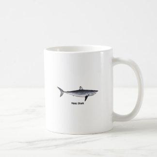 Ejemplo del tiburón de Mako de Shortfin Taza