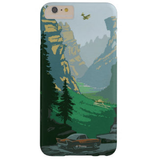 Ejemplo del valle V-6 Funda Barely There iPhone 6 Plus
