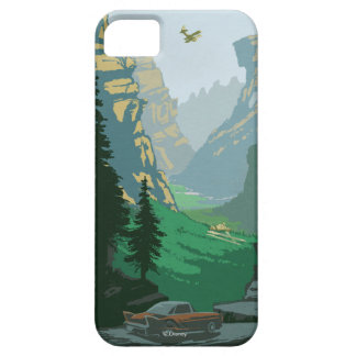 Ejemplo del valle V-6 Funda Para iPhone SE/5/5s