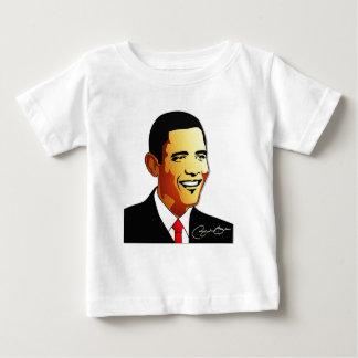 Ejemplo del vector de Barack Obama Playera