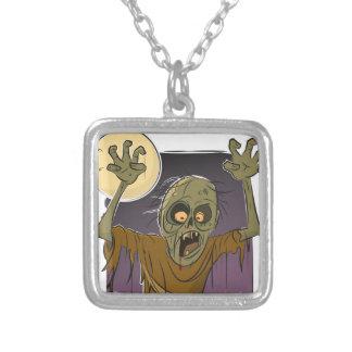 Ejemplo del zombi del pantano de los Undead diario Colgantes