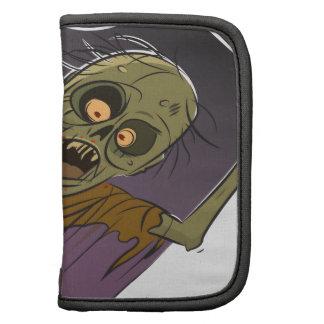 Ejemplo del zombi del pantano de los Undead diario Organizadores