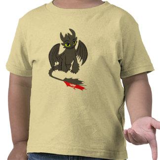 Ejemplo desdentado 02 camiseta