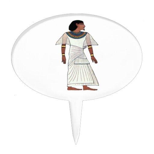 Ejemplo egipcio antiguo decoraciones para tartas