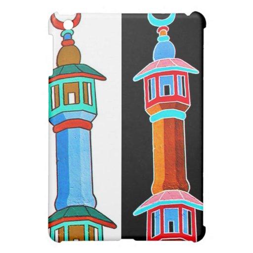 Ejemplo estilizado del alminar, (2) multicolor
