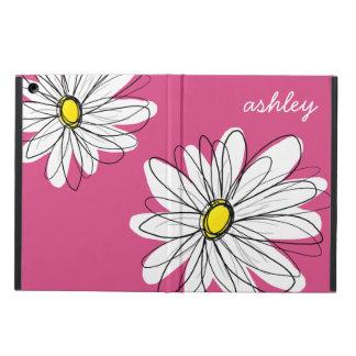 Ejemplo floral de la margarita de moda - rosa y am