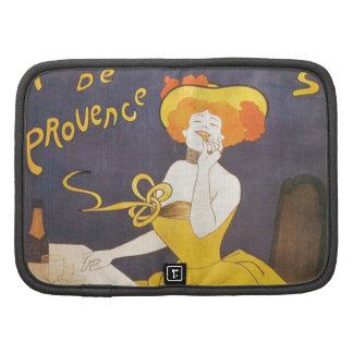 Ejemplo francés del vintage de Amandines de Planificadores