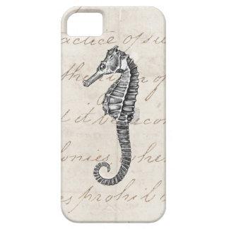 Ejemplo hawaiano del caballo de mar de los 1800s iPhone 5 cárcasa