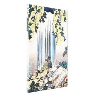 Ejemplo japonés de la cascada lona estirada galerías