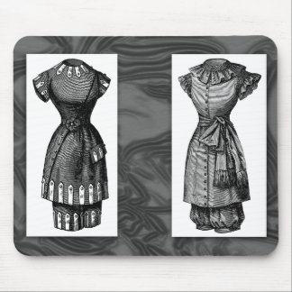 Ejemplo Mousepad del traje de baño del vintage