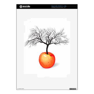 ejemplo original de una variedad de productos calcomanías para iPad 2