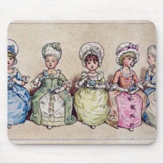 """Ejemplo para el """"día de San Valentín del St."""", 191 Tapetes De Ratón"""