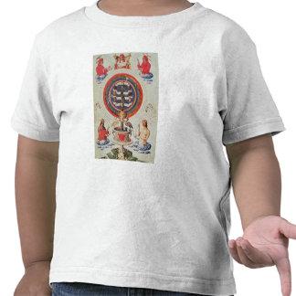 Ejemplo que muestra la filosofía hermética de camiseta