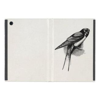 Ejemplo rápido del pájaro del trago de granero del iPad mini protector