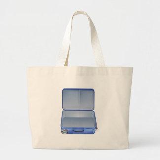 Ejemplo vacío de la maleta bolsas