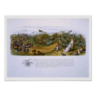 Ejemplos de 'en Fairyland: Una serie de Pict Posters