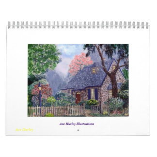 Ejemplos de la avenida Hurley Calendarios