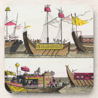 Ejemplos de las naves chinas, ejemplo de 'Le C Posavasos