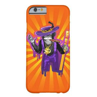Ejerce de chulo el caso del iPhone 6 del chimpancé