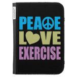 Ejercicio del amor de la paz
