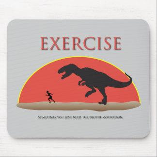 Ejercicio - motivación apropiada alfombrilla de raton