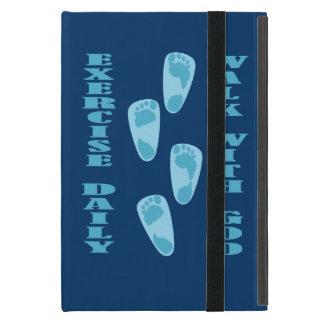 Ejercicio - paseo con dios (11:28 de Matt - 30 iPad Mini Carcasas