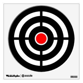 Ejercicios de tiro de la radio de tiro de la diana