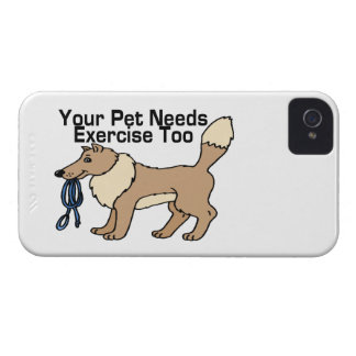 Ejercite a su mascota Case-Mate iPhone 4 cobertura