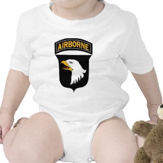 Ejército 101o aerotransportado camiseta