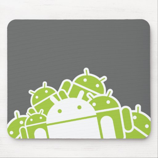Ejército androide alfombrillas de raton