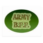 Ejército B.F.F. Tarjetas Postales